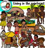 Living in the rainforest