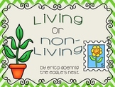 Living or Non-Living--A Science Mini Unit