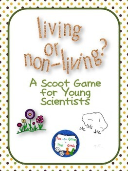 Living or Non-Living Scoot