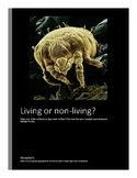 Living or Non-Living on Earth, Space and Mars