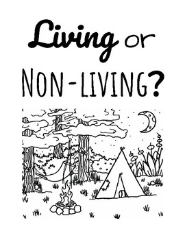 Living or Non-living Unit