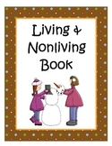 Living or Nonliving Picture Book