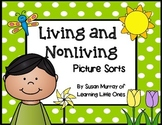Living or Nonliving Sort