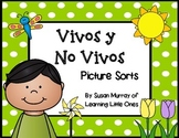 Living or Nonliving Sort in Spanish