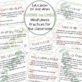 Living the Limbs: Mindfulness Practices for the Classroom