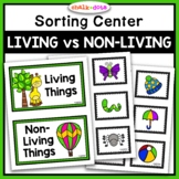 Living vs. Non-Living Sorting