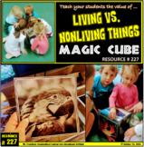 Living vs. Non-Living Things