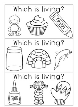 Living vs Non-living