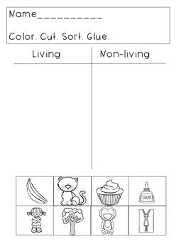 Living vs Non-living