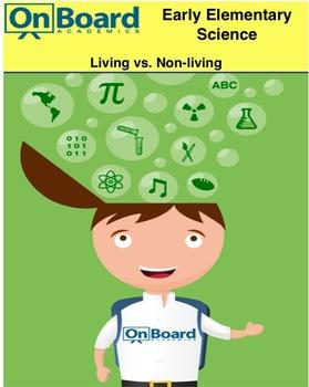 Living vs Non-living-Interactive Lesson