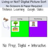 Living vs Nonliving Digital Picture Sort