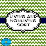 Living/Non Living Things Sort