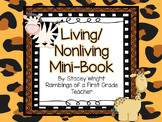 Living/Nonliving Mini Book