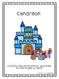 Livre Cendrillon