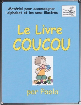 Livre Coucou Immersion Section 2/2  F3