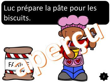 Livre -  Des gâteries pour la Saint-Valentin -French FSL