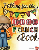 Livre Numérique de Ressources Gratuites // French Fall eBook: Tips & Freebies