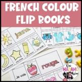 Les Couleurs - Colour flip book FRENCH - 11 Booklets