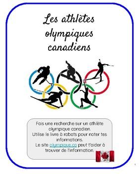 Livre à rabats pour athlète canadien
