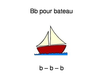 Livre de l'alphabet