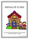 Livres Hansel et Gretel