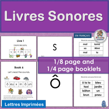 French: Livres Sonores complements Le manuel phonique by Jolly Learning Ltd.
