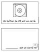 Livres sur les Formes Géométriques - 2D  - le carré