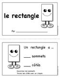 Livres sur les Formes Géométriques - 2D  - le rectangle
