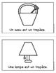 Livres sur les Formes Géométriques - 2D  - le trapèze