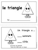 Livres sur les Formes Géométriques - 2D  - le triangle