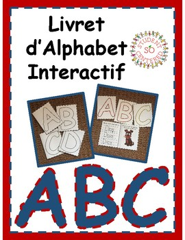 Livret d'alphabet Interactif