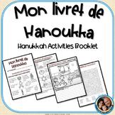 Livret de Hanoukka - French Hanukkah Activities