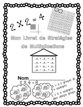 Livret  de  Multiplication