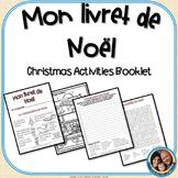 Livret de Noël - French Christmas Activities