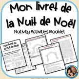 Livret de la Nuit de Noël - French Nativity Activities