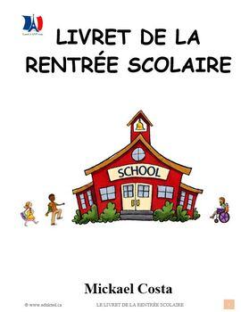 Livret de la rentrée scolaire, French Immersion (#68)