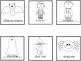 Livret de vocabulaire (halloween) - French vocabulary booklet (Halloween)