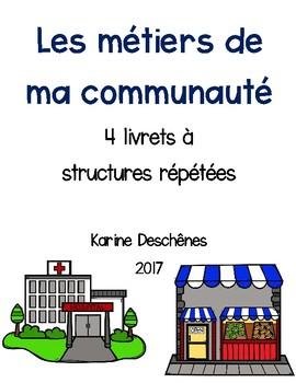 Livrets à structures répétées-La communauté