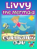 Livvy The Mermaid: Story & Language Activity Pack