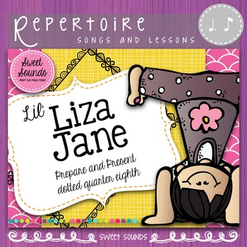 Liza Jane {Dotted Quarter Eighth}