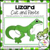 Lizard Craft   Pet Animal Activities   Zoo Animals Activity   Reptiles