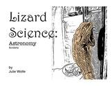 Lizard Science: Astronomy