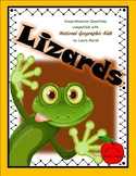 Lizards / Compatible with National Geographic Kids