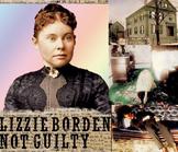 Lizzie Borden - Axe Murder - Evidence Trial & Acquittal - 60 Slides