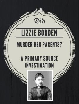 Lizzie Borden Escape Room