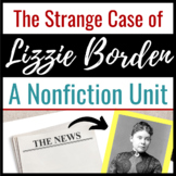 Lizzie Borden:  Infamous Murder Case Nonfiction Unit, Tone