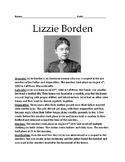 Lizzie Borden - lesson overview facts information review questions