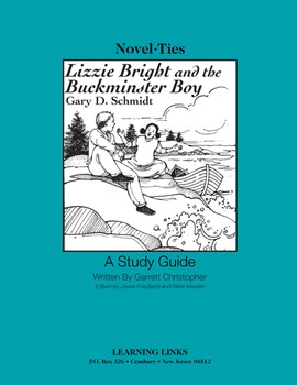 Lizzie Bright and the Buckminster Boy - Novel-Ties Study Guide