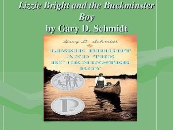Lizzie Bright and the Buckminster Boy PowerPoint Presentation
