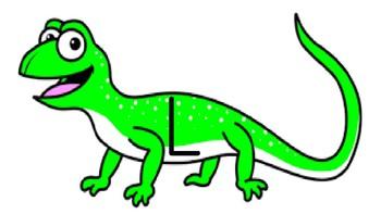 Lizzzie Lizard
